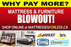 *IN-STORE SPECIAL* Blowout On Discontinued Bed Frames! 2 ONLY