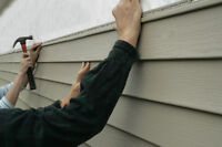 Looking to Hire 3-4 man Siding Crews w/Experience ,Tools,&Truck