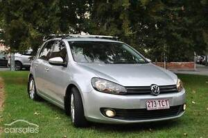 2010 Volkswagen Golf 103TDI Comfortline VI Auto (MY10) Yarraville Maribyrnong Area Preview