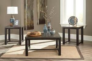 Select Coffee And End Table Sets Currently on Sale, When Purchased With A Sofa Set! - Payment Plan