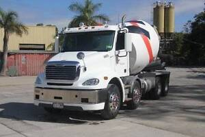 CONCRETE TRUCK BUSINESS FOR SALE SUNSHINE COAST Mountain Creek Maroochydore Area Preview