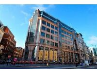 Modern Private Offices in Aldgate - Various sizes, Serviced, 5-84 persons