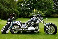 Custom Built Chopper for trade or sale