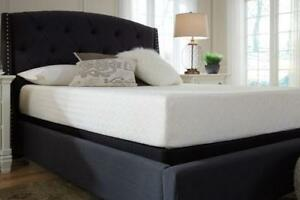 Brand New Queen Soothing Memory Foam Mattress and Boxspring Set - Payment Plan