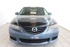 2004 Mazda Mazda6 S AUT TOIT 6CYL TOUTE EQUIPE AUT SUNROOF 6CYL  West Island Greater Montréal image 3