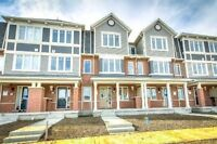 3 Bedroom Townhome Less than 2 Years Old for Lease