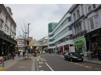 Various office spaces available in fabulous location in Queens Rd next to Brighton station.