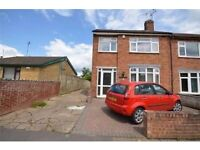 TO LET- Extended 3 bed house in popular CV6 area.