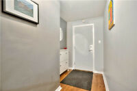 RARE ART DECO IN FOREST HILL VERY SPACIOUS 2 BDRM LOFT FEEL