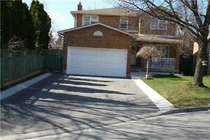 SPACIOUS 2 BEDROOM BASEMENT IN BRAMPTON - AVAILABLE FROM JULY 1