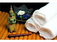 Authentically Traditional Thai Massage
