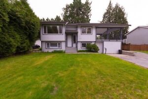 Whole house 6 BR 2.5 Bath $3,200/month + utilities Maple Ridge