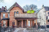 Semi-Detached in downtown Toronto