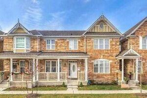 Gorgeous  newer Mattamy freehold townhome for rent in Markham