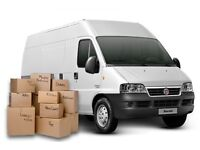 Removal Service Man and Van cheap and Reliable 24/7 All UK