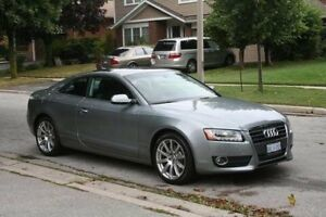 2010 Audi A5 Premium Coupe (2 door)