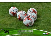 Colchester 6 a side leagues - Places available for new teams