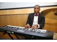 Church keyboardist or any occasions and private tutour