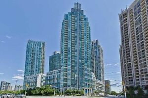 Square One Condo Rentals - All Inclusive 1 Bedroom Plus Den