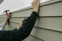 Reputable Siding Company looking for Skilled Installers!