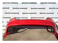 Genuine Audi RS5 GT Coupe red rear bumper