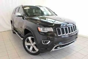 2014 Jeep Grand Cherokee OVERLAND, TOIT PANO, NAV, HITCH West Island Greater Montréal image 1