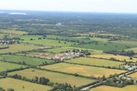 Farm with A-Agricultural & C-5 Rural Commercial Zoning Almonte