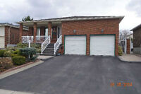 3 Plus 1 Bedroom Lower Level in Sought After Cooksville, Miss.