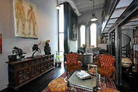 Stunning Loft in Your Own Commercial Building!