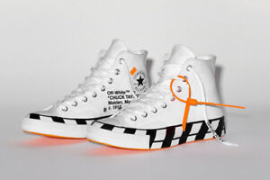 Converse x Off White Chuck 70 Size 6.5 Mens from Converse.ca DS