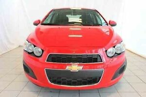 2016 Chevrolet SONIC 5 LT CAMERA, TURBO, MAGS, AUTO, West Island Greater Montréal image 6