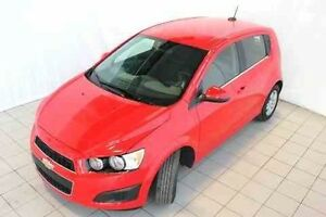 2016 Chevrolet SONIC 5 LT CAMERA, TURBO, MAGS, AUTO, West Island Greater Montréal image 9
