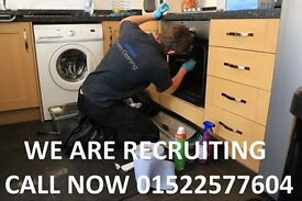 Professional Oven Cleaner Wanted - Full Training Provided £400 - £600 per Week
