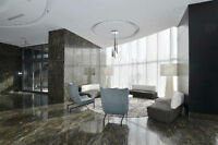 Luxury 1 Bedroom in Square One Mississauga
