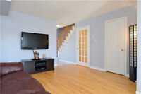 Whitby townhouse for Rent as of July 1st