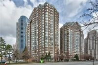 PRICED TO SELL SPACIOUS CONDO CLOSE  SQUARE ONE FOR SALE.
