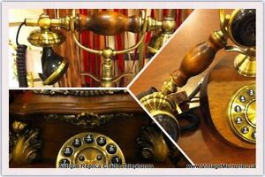 Brand new antique reproduction telephones upto 30% Off