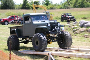 1952 Willys Modified