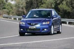 2006 Mazda Blue Mazda3 Sedan Margate Redcliffe Area Preview