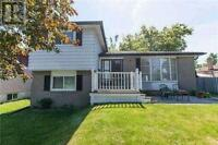 ** Detached 4 Bdrm Family Home Is Situated On A Huge Lot **