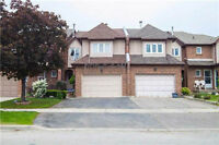 Pride Of Ownership 3+1 B/R FREE HOLD CONDO Close to Sheridan Col