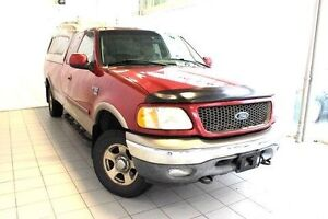 2002 Ford F-150 XLT TRITON V8 TOUTE EQUIPE 4X4 West Island Greater Montréal image 2