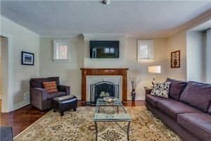 House for Rent  (short term or long term) amazing area in TO