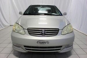 2004 Toyota Corolla TYPE S TOUTE EQUIPE AC MAGS 5 VITT West Island Greater Montréal image 3