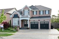 Beautiful 4 Bedroom+Den Double-Storey House for Rent in Oshawa