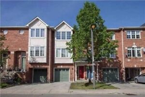 Luxury 3 Bed TownHouse  IN The Heart Of Mississauga 4 Lease