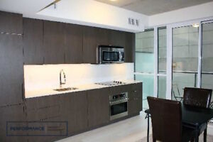 ...Semi Furnished Bachelor in Liberty Village
