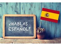 SPANISH lessons with NATIVE teacher - From £12 per hour*