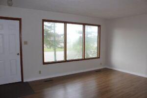 Renovated half duplex two bedroom FOR RENT in Esterhazy