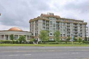 Large Two Bedrooms and Two Washrooms Condo Apartment for Lease!